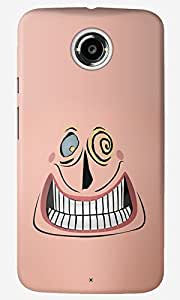 The Fappy Store The-Mayor-Of-Halloweentown Back Cover For Moto X 2Nd Gen