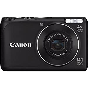 Canon Powershot A2200 14.1 MP Digital Camera