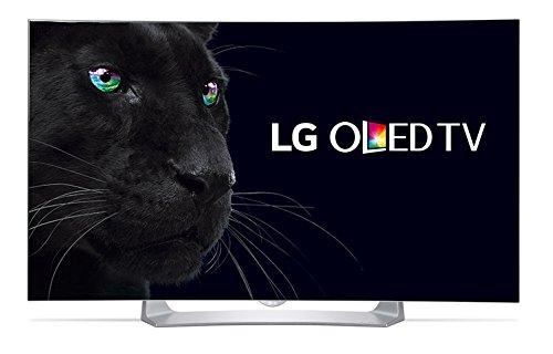 LG 55EG910V 55-Inch Curved OLED Smart 3D TV - Silver