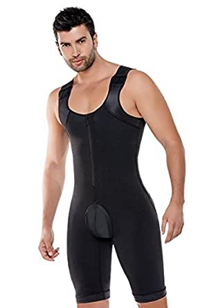 Fajas Colombianas Para Hombre Fajate Men's Full Body Shaper sold by