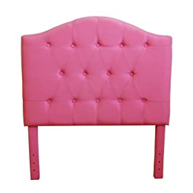 4D Concepts Girls Headboard, Pink