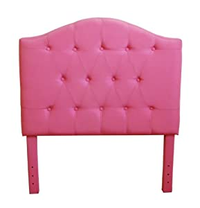 Amazon.com - 4D Concepts Girls Headboard, Pink