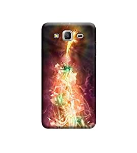 Kratos Premium Back Cover For Samsung Galaxy On7