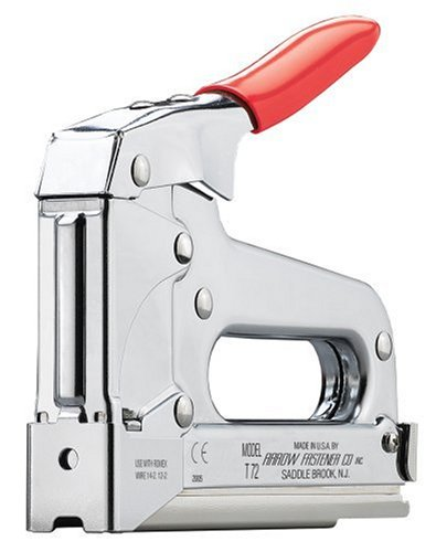 Arrow T72 Wire And Cable Staple Gun