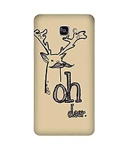 Oh Deer Samsung Galaxy A9 Case