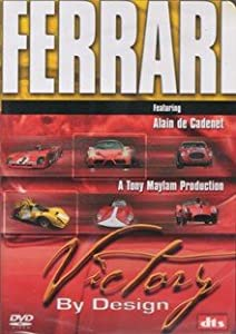 Ferrari - Victory By Design DVD (Dts)