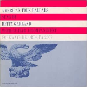 american folk ballads