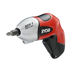 RYOBI 充電式スクリュードライバ BDX-1