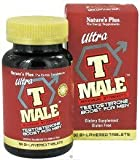 Nature's Plus . Ultra T Male. 60 Sgs. 3 Pack.