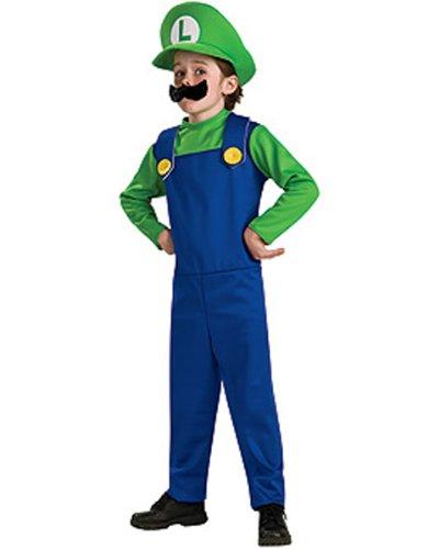 Luigi Costume!