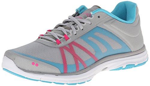 ryka-womens-dynamic-2-cross-training-shoe-cool-mist-grey-detox-blue-athena-pink-chrome-silver-95-m-u
