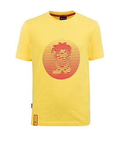 Trollkids T-Shirt Manica Corta Troll T Xt [Blu Navy/Blu Chiaro]