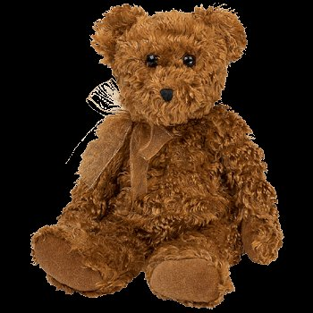 TY Beanie Baby - HAWTHORNE the Bear