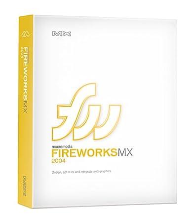 Fireworks MX 2004