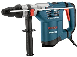 Bosch RH432VCQ 1-1/4-Inch SDS-Plus Rotary Hammer Kit from Bosch