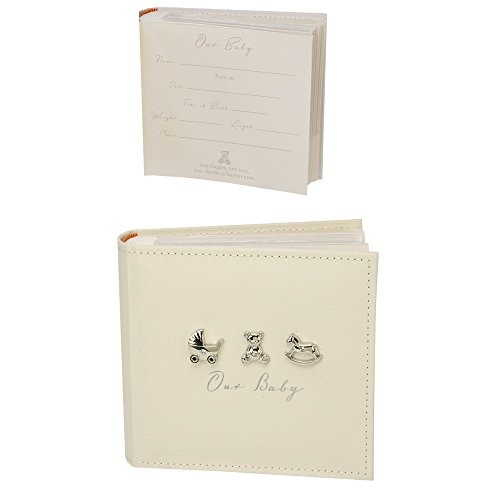 3D Style Silver Topical Baby Design Photo Album By Haysom Interiors