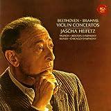 ベートーヴェン&ブラームス:ヴァイオリン協奏曲 (商品イメージ)