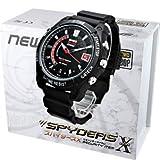 スパイダーズX 腕時計型カメラ 小型カメラ スパイカメラ (Bb-628) モバイルバッテリー付