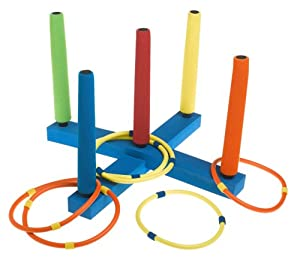 Gamenamics Sponge Bugs Kids Ring Toss