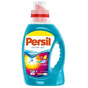 Persil Color Gel Case of 4 Bottles