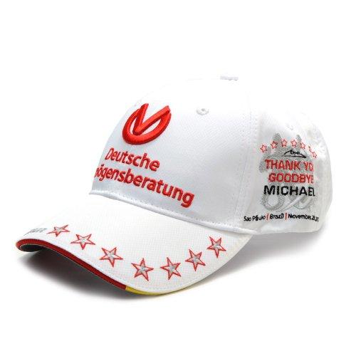 ミハエル・シューマッハ DVAG CAP 2012