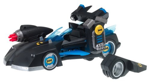 Buy Batman Triple Mission Batmobile