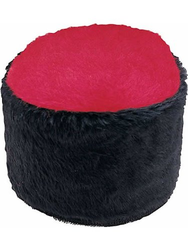 Rubie's Costume Co Russian Fur Hat (Black) Costume
