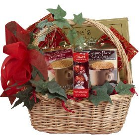 SCHEDULE YOUR DELIVERY DAY! Thoughtful Wishes Gourmet Food Gift Basket - SMALL