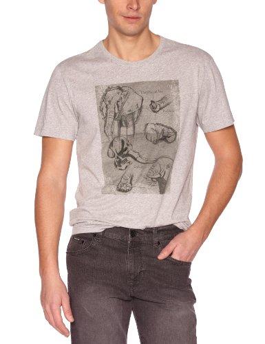 Chevignon - Maglietta, uomo, Grigio (Gris (Gris Chine)), S