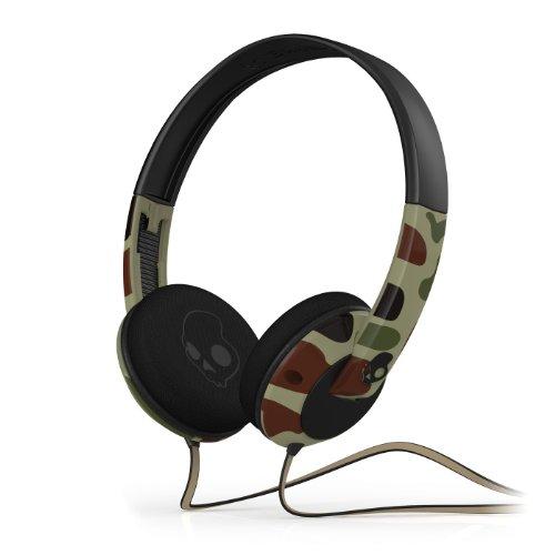 Skullcandy Uprock Headphones - Camo