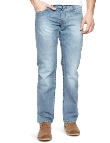 Henri Lloyd Harlow Denim Narrow Fit Slim Men's Jeans Sandstone W30 INXL34 IN