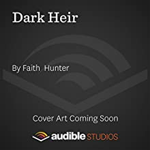 Dark Heir: Jane Yellowrock, Book 9 (       UNABRIDGED) by Faith Hunter Narrated by Khristine Hvam