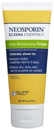 Neosporin Eczema Essentials Daily Moisture Cream-6 oz