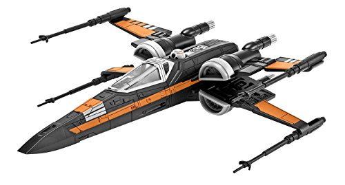 Revell Poe's X-Wing Fighter Building Kit [並行輸入品]