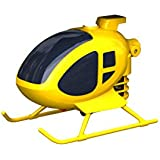 Syma Canopy for Syma S6 Mini Helicopter, Yellow