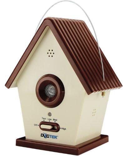 DOGTEK-Sonic-Bird-House-Bark-Control-OutdoorIndoor