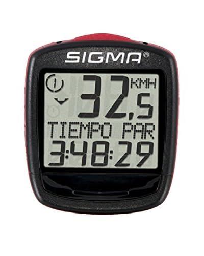 Sigma Cuentakilómetros Bc Baseline 1200 Wl Negro