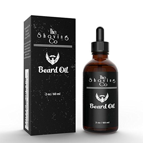 the shaving co beard oil 2 oz best natural beard and mustache conditioner and grooming. Black Bedroom Furniture Sets. Home Design Ideas