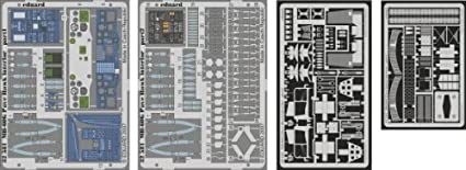 Eduard Photoetch 1:35 - MH-60G interior (Academy / Italeri) - EDP32581