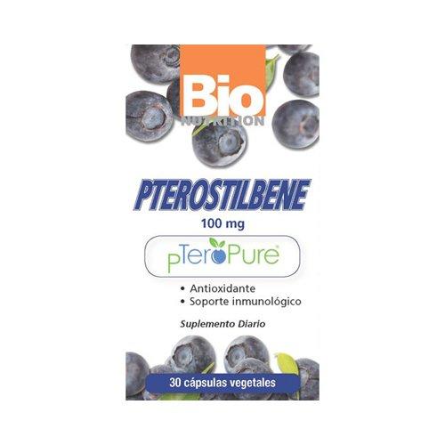Bio Nutrition Pterostilbene 30 Vcaps