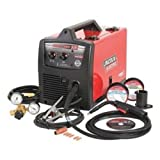 LINCOLN ELECTRIC CO K2697-1 Easy MIG 140 Wire Feed Welder, (Tamaño: 0.025