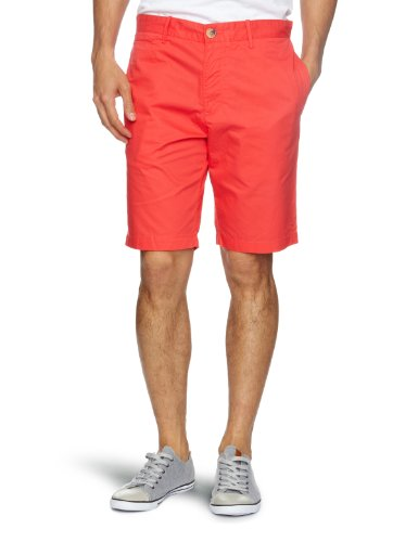 Original Penguin Basic Cotton Shorts Men's Shorts Geranium 30