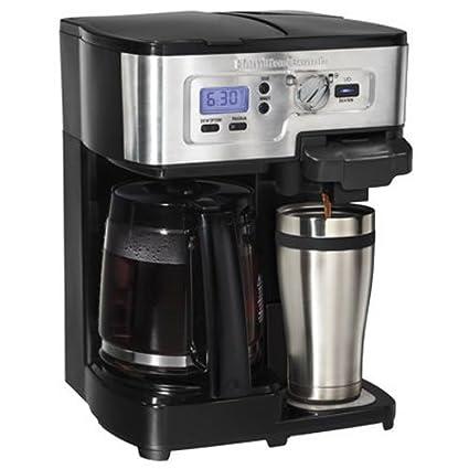 Hamilton Beach 49983 2-Way FlexBrew Coffee Maker Image