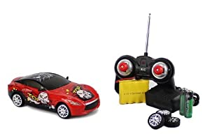 Remote Control Drift Bugatti Veyron 1:24 Scale Electric RTR Rc Car With Rechargeable Batteries