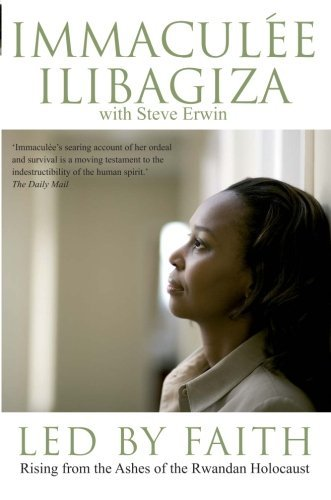 immaculee ilibagiza thesis It almost defies human capability — that immaculée ilibagiza could survive three months hiding in a tiny bathroom with seven other women while genocide raged across her town and country and that she could come to forgive the people who butchered her parents and brothers and searched in vain for her.