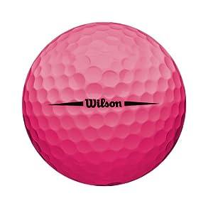 Wilson Hope 12 Ball Ladies Golf Balls