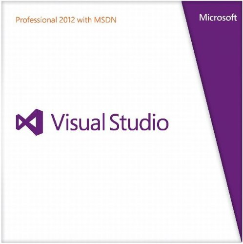 Visual Studio Ultimate with MSDN 2012