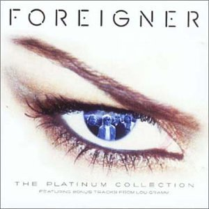 Plantinum Collection by Foreigner (2000-05-31)