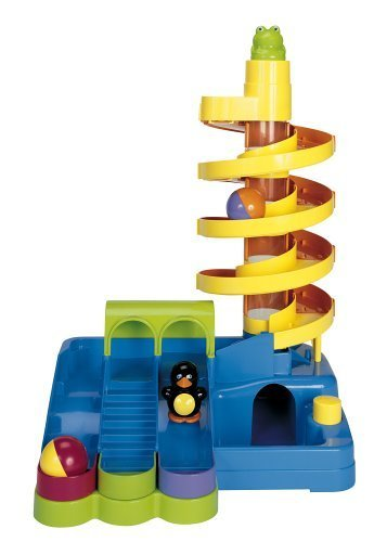 Kidoozie Super Spiral Play Tower by International Playthings [Toys & Games] (Super Spiral Play Tower compare prices)