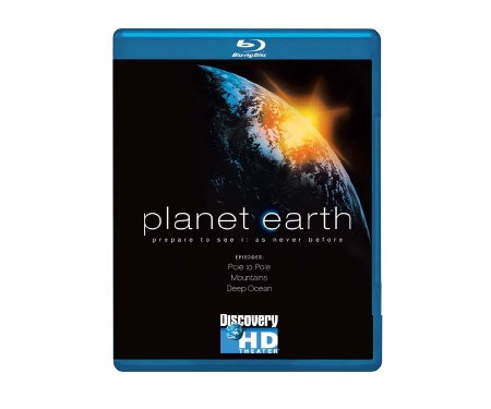 Planet Earth (Discovery Channel Collector's Edition) [Blu ...